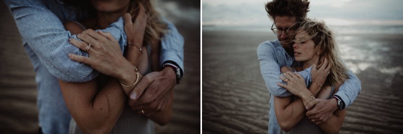 loveshoot beach strand zeeland cadzand bad coupleshoot dunes joran looij