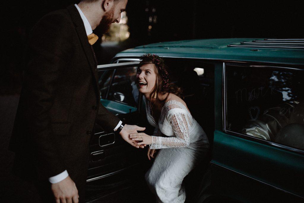 bohemian wedding trouwen ouddorp rotterdam moerkapelle weddingshoot bos duinen