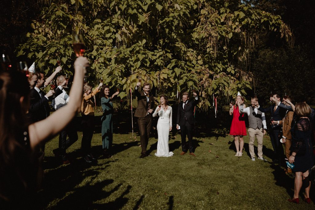 bohemian wedding trouwen ouddorp rotterdam moerkapelle land van belofte ceremonie