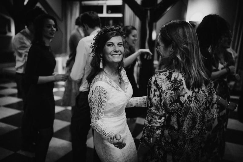 bohemian bruiloft land van belofte moerkapelle first dance feest