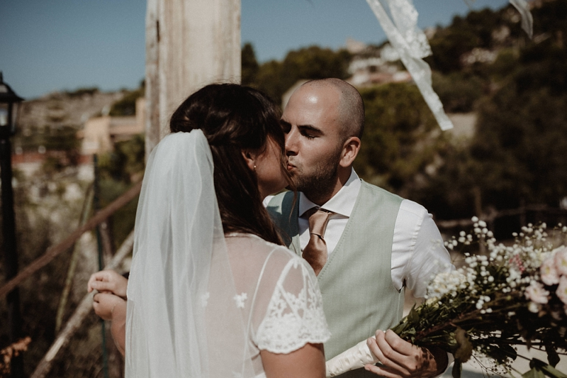 destination wedding sicily italy licata bruiloft buitenland first look