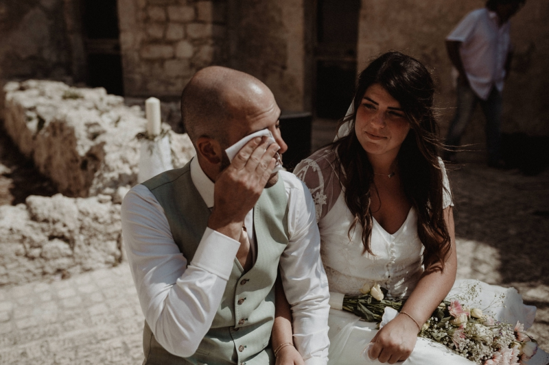 destination wedding sicily italy licata bruiloft buitenland ceremony castle