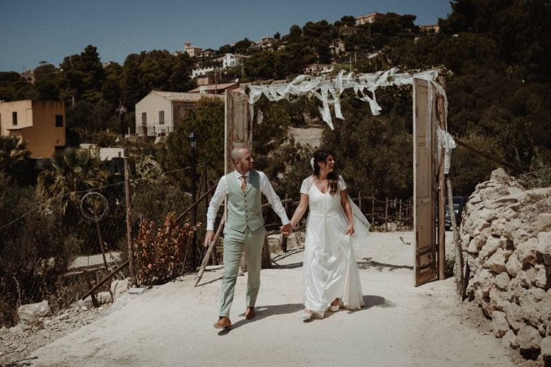 destination wedding sicily italy licata bruiloft buitenland shoot city