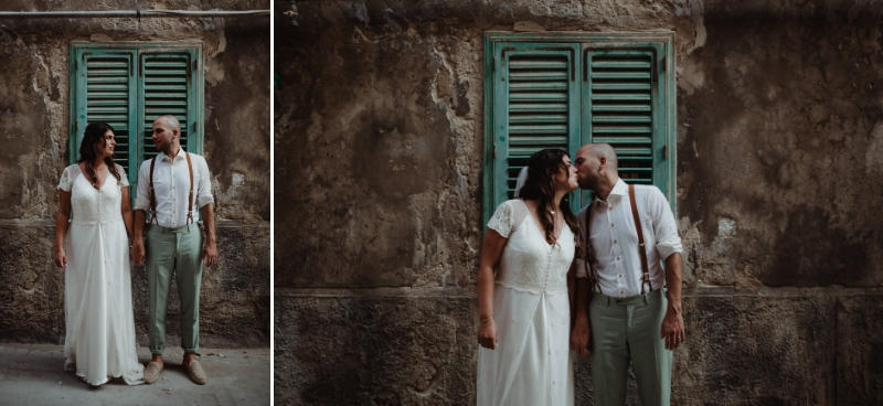 destination wedding sicily italy licata bruiloft buitenland wedding shoot old city