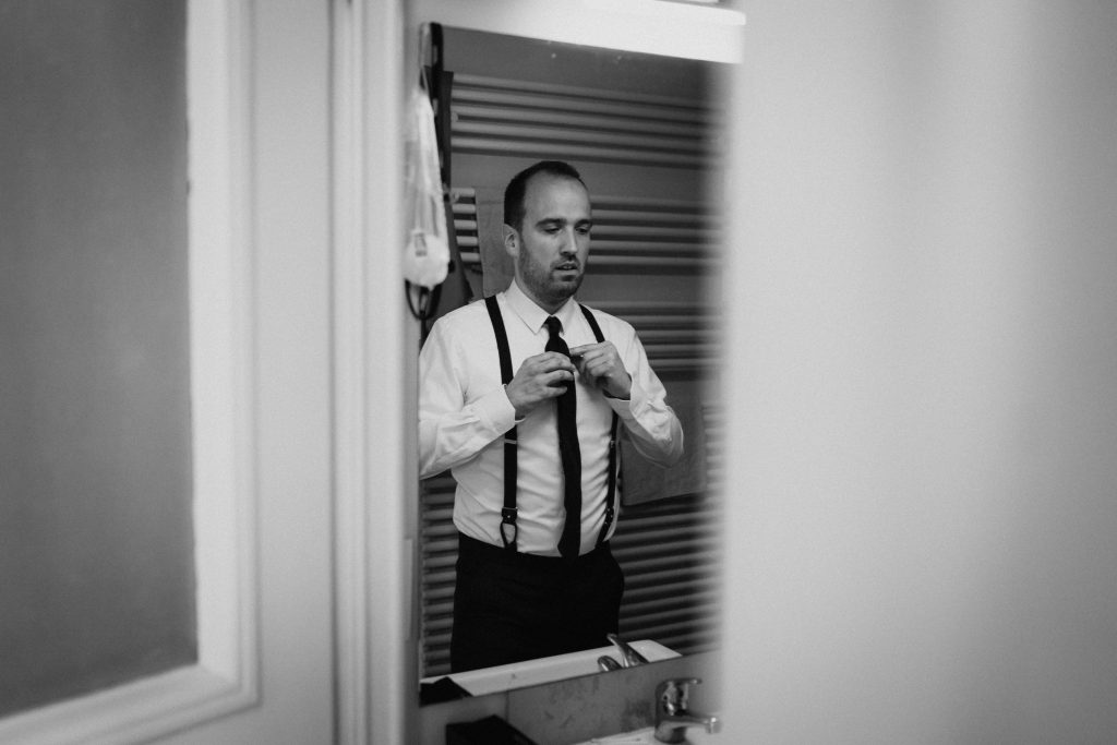 wedding antwerp citywedding wedding photographer belgium getting ready groom