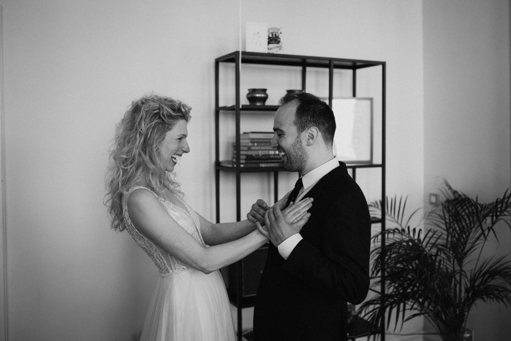 wedding antwerp citywedding wedding photographer belgium first look