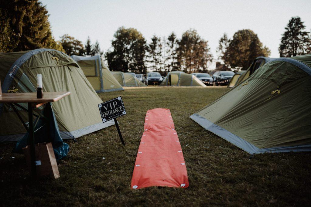 trouwfotograaf veluwe festivalbruiloft tuin festival