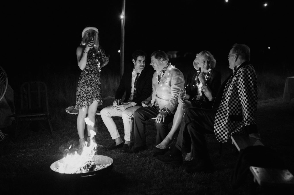 trouwfotograaf veluwe festivalbruiloft tuin feest party