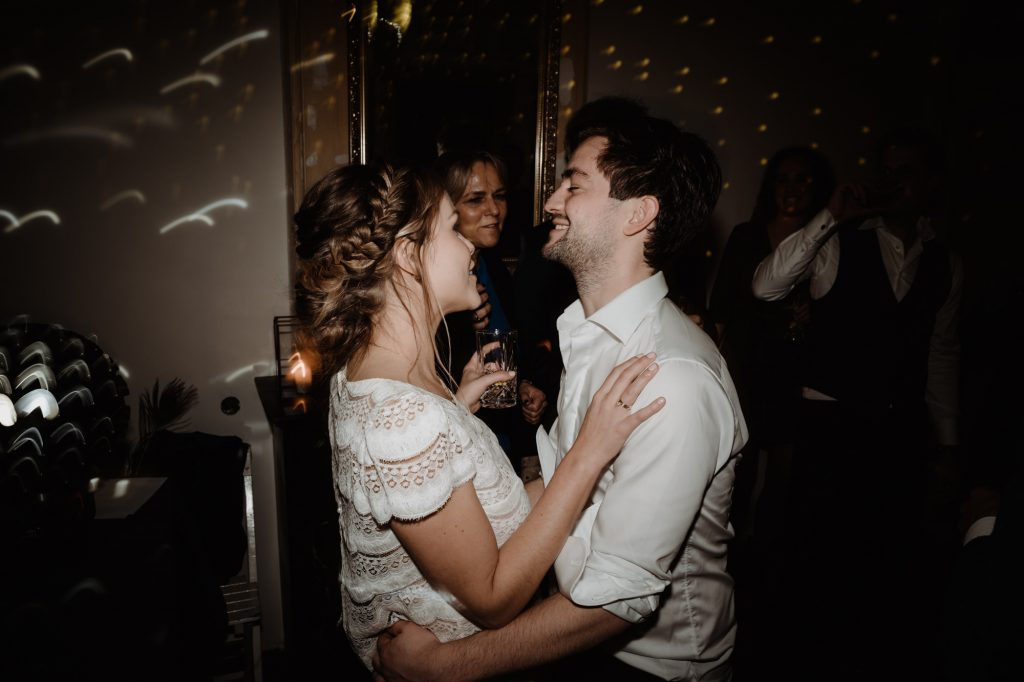 intieme bruiloft intimate winter wedding amsterdam trouwceremonie party